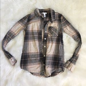 Full Tilt Other - Full tilt plaid shirt