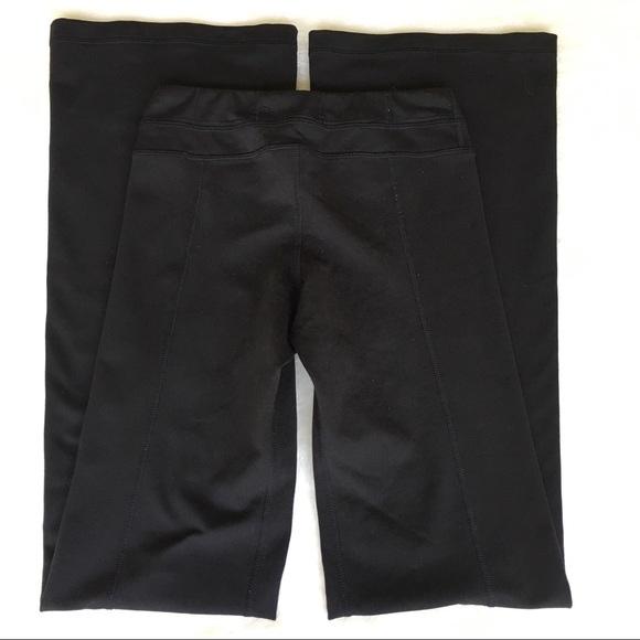 The North Face Black Yoga Pants Size XS