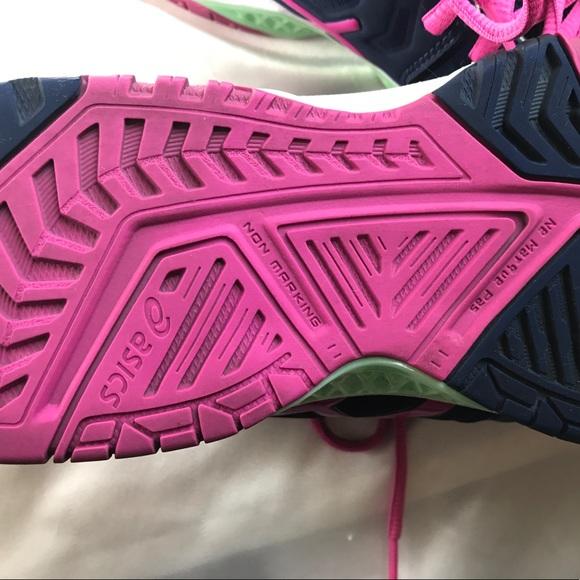 Flush Pink Running Shoes