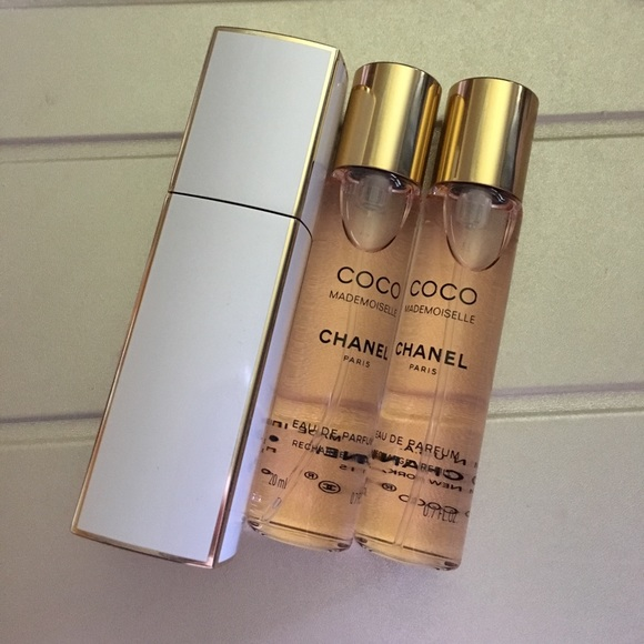 04092f064f560 Chanel Coco Mademoiselle Purse Spray Set