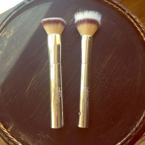IT cosmetics Other - IT cosmetics face brushes