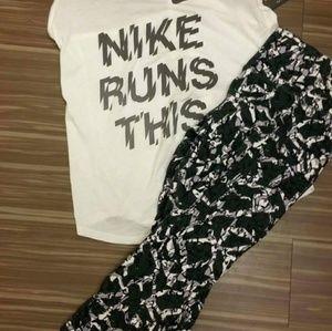 Women's Nike workout