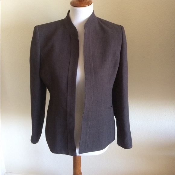 6ac6d5b0e6f9 Kasper Jackets & Coats | Petite Workwear Jacket | Poshmark