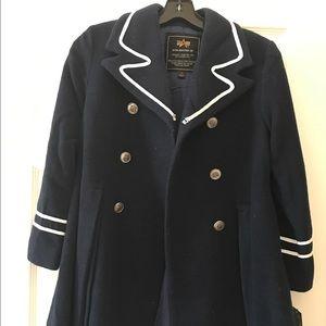Alpha Industries Jackets & Blazers - Alpha Industries girl coat
