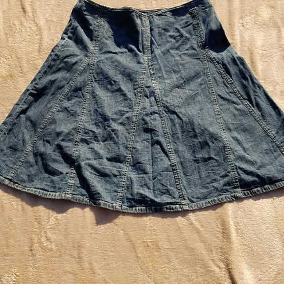 jones new york jones new york sport denim skirt from