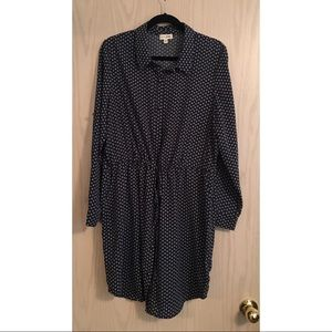 Geometric T-Shirt Dress