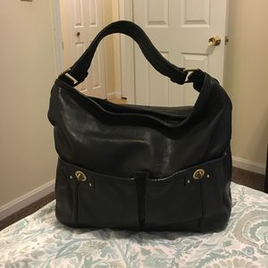 Marc by Marc Jacobs Totally Turnlock Hobo Bag