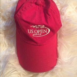 US Open tennis hat