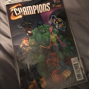 Marvel Other - Marvel Champions Comic Con exclusive!