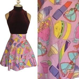 Dresses & Skirts - Carnival Ride Skater Skirt