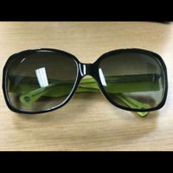 e6f2ab798f8d Coach Other | Authentic Black Green Ginger Gradient | Poshmark