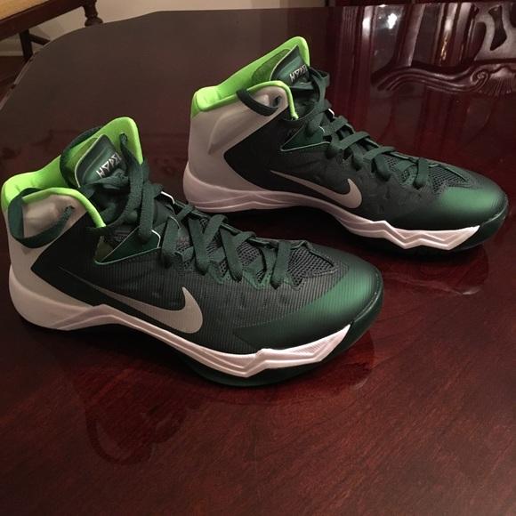 the best attitude d9aae 93c8f Nike ZM Hyperquickness TB Basketball Sneakers. M 593de61f7f0a05477d025117