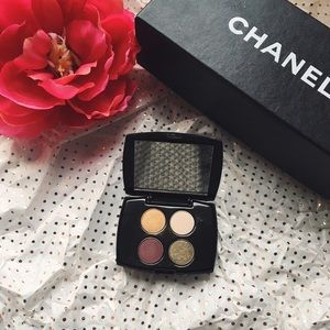 {Lancôme} • color design eyeshadow quad palette