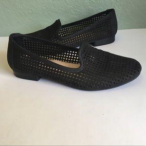 Adam Tucker Shoes - Adam Tucker Me Too Black Loafers