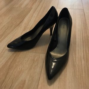 FIONI Clothing Shoes - Classic Black Heels