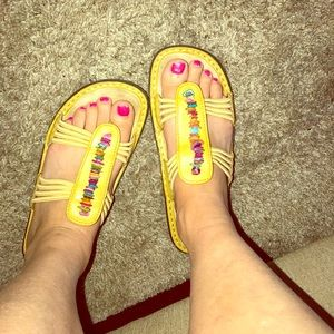 Alegria Shoes - Algeria sandals size 39/9