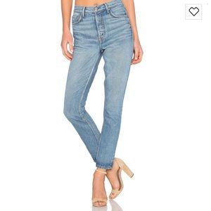 GRLFRND  Denim - GRLFRND Karolina high rise skinny jeans