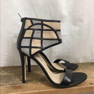 Via Spiga Shoes - Via Spiga NEW Multi Color Ankle Heels