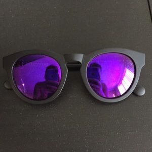 Diff Eyewear Accessories - Purple Diff Eyewear Sunglasses