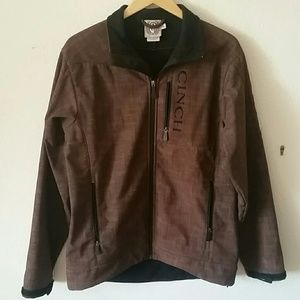 Cinch Other - Cinch jacket brown