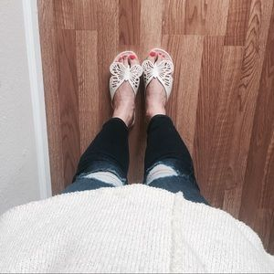 Melissa Shoes - Melissa Butterfly Jelly Sandal