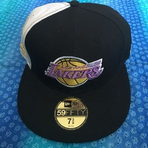 New Era Other - Lakers Championship New Era Hat (Fitted)
