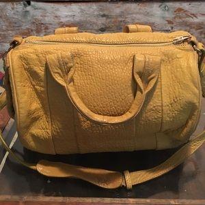 Alexander Wang Rocco Bag - rare yellow color!
