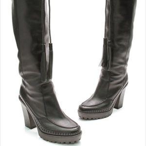Yves Saint Laurent Diane Boots