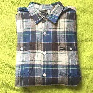 RVCA Other - RVCA Men's Flannel (Small)