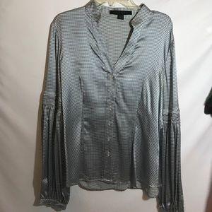Express Silk blouse S