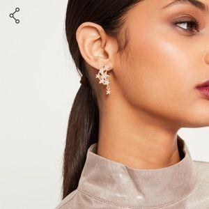 Missguided Jewelry - Star earrings