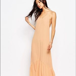 Flynn Skye Dresses & Skirts - 🆕 Flynn Skye Topanga Maxi in Peaches & Cream🍑