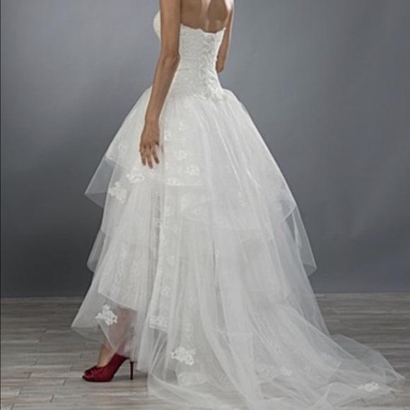 1540ecd0ef53f Alfred Angelo Dresses | Sold Brand New Wedding Dress | Poshmark