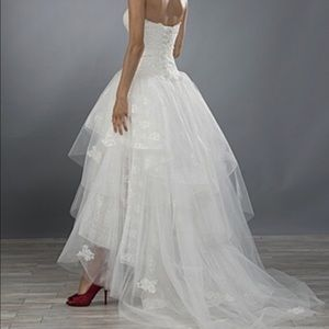 Alfred Angelo Dresses & Skirts - Brand New Alfred Angelo wedding dress