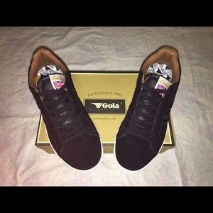 Gola Other - Brand New With box Gola equipe suede sneaker