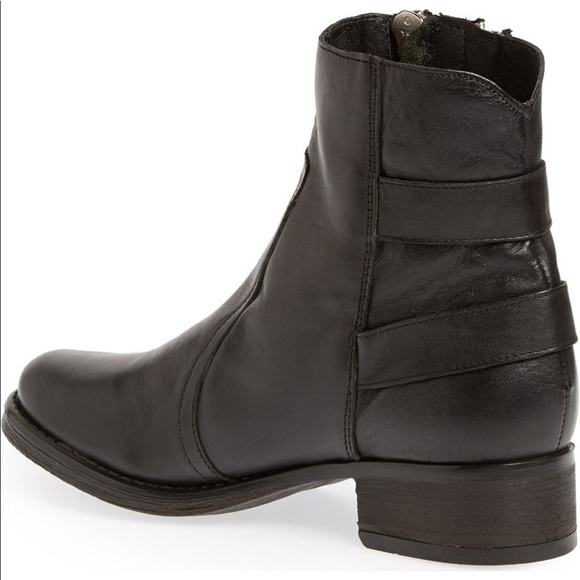 Steve Madden Shoes - Moto Zip Boots