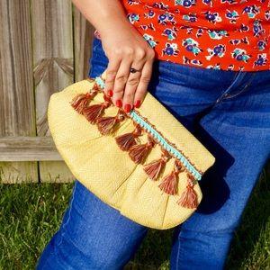Bags - SALE Handmade Clutch