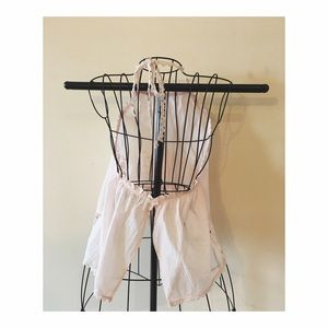 Urban Outfitters Tops - SUGARLAND BLUSH HALTER TOP