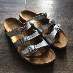 Birkenstock Shoes - Birkenstock Florida Birko-Flor
