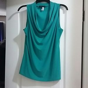 American City Wear Tops - Sleeveless blouse  unraveling at the bottom