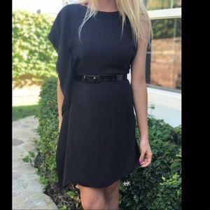 Xsmall Halston Heritage asymmetrical Dress