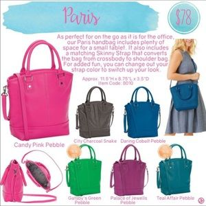 Thirty One Handbags - TEMP PRICE CUT! Rare Paris Purse by Thirty One