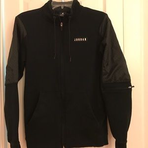 Air Jordan Other - Air Jordan men's zipper jacket