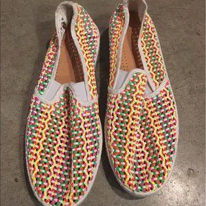 Rivieras Shoes - Rivieras Multicolor Slip-Ons