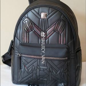 MCM Handbags - New with Tag MCM Bionic Backpack Retail $1210