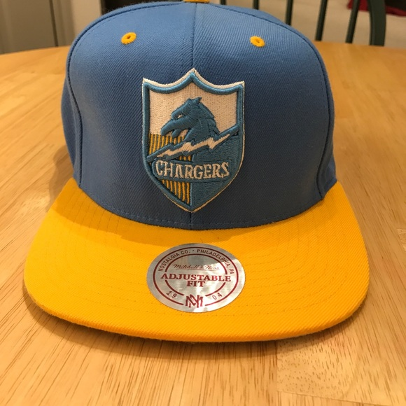 dea6980ad5eff3 Mitchell & Ness Accessories | Mitchell Ness San Diego Chargers ...