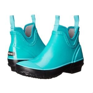 BOGS rain boots teal high quality ☔️