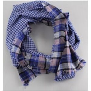 American Colors Clothing Accessories - American Colors Clothing Plaid Scarf
