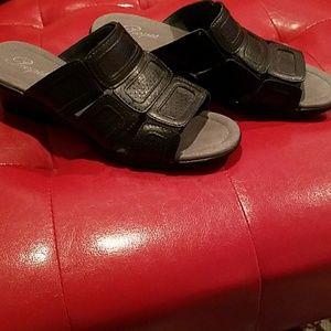 Propet Shoes - 9 Wide New Women's Propet Blank Sandals