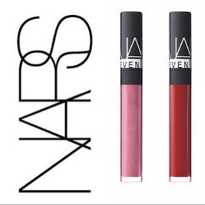 NARS Other - LIMITED EDITION NARS STEVEN KLEIN LIP GLOSS